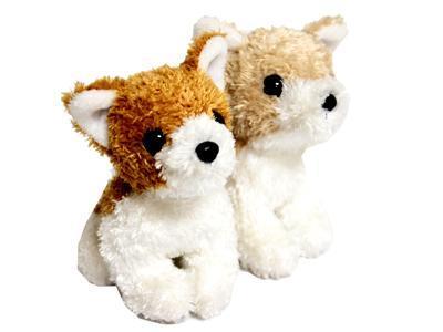 毛绒玩具-情侣狗狗