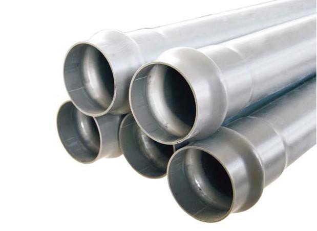 高抗冲pvc m给水管材 小区给水管用pvc管材 pvc u给水管材管件