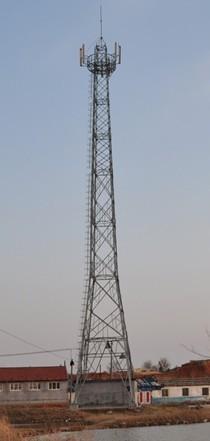 偏远地区电视塔生产厂家