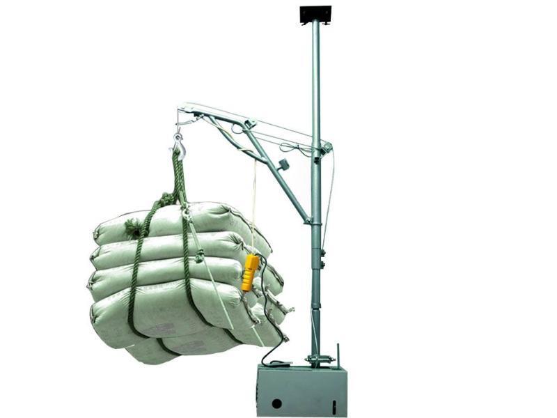 小吊机安装说明  小吊机 安装图 小型 吊机 图纸  小吊机-家用小吊机使