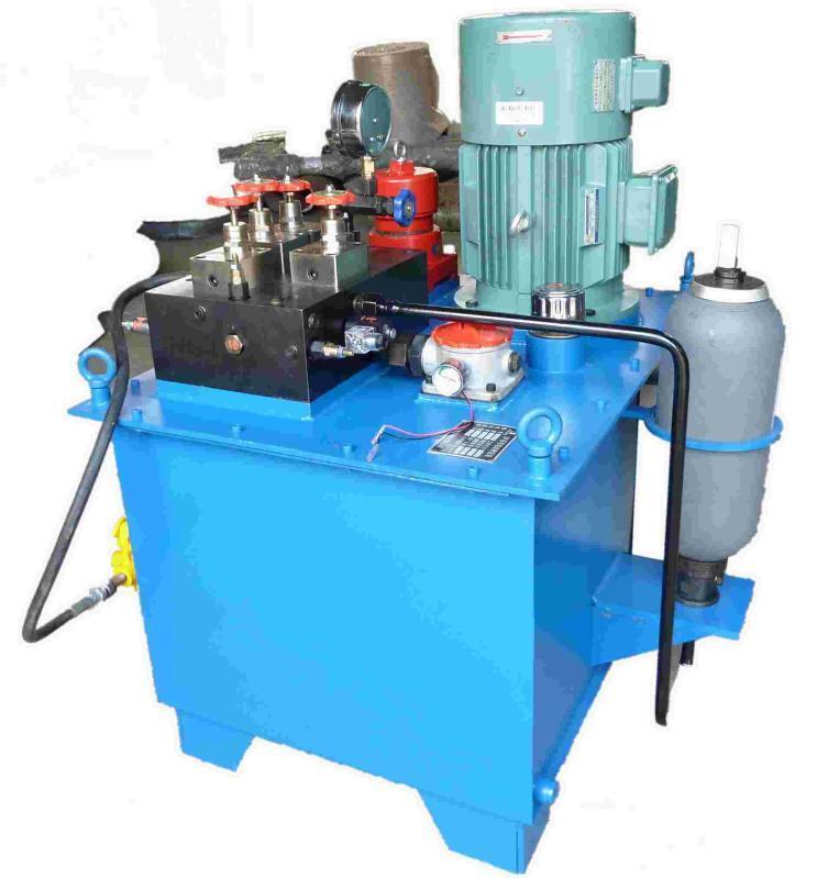 sf冶金设备液压泵站图片
