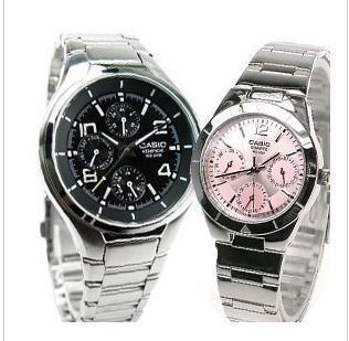 卡西欧情侣手表