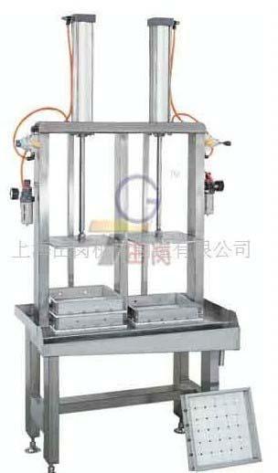 成型模板和气压控制系统与空气压缩机组成图片