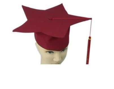 毕业帽手工制作