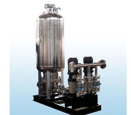 全自动气压式无塔供水设备图片