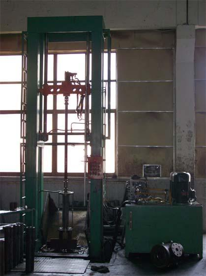 立式珩磨机图片