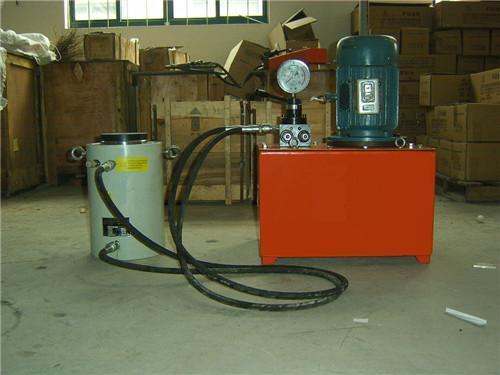 盾构机液压站图片