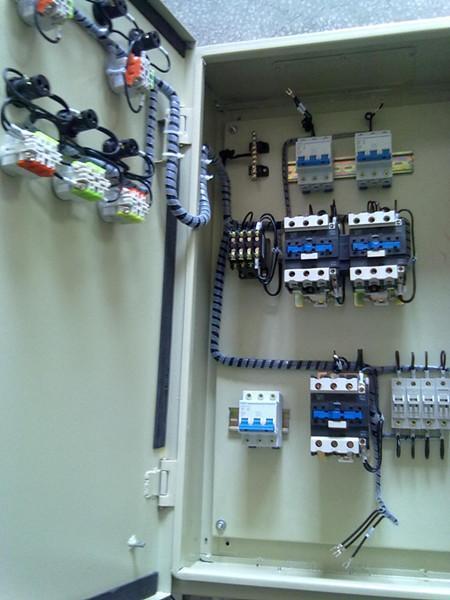 低压配电柜图片