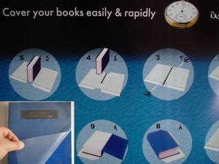 纸包书皮的方法图解_包书皮的方法_纸包书皮的方法图解_淘宝助理