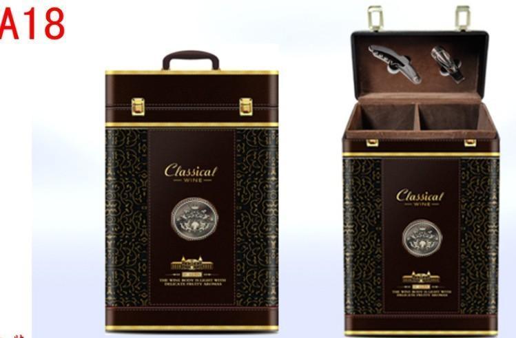 红酒包装盒图片