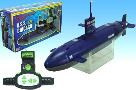 遥控潜水艇玩具