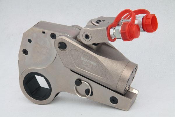 wd-c系列中空式液压扭矩扳手图片