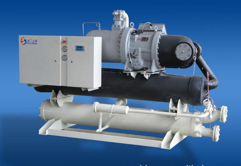 水冷螺桿機組 潛江市BACH德國螺桿式空壓機/560KW螺桿式空壓