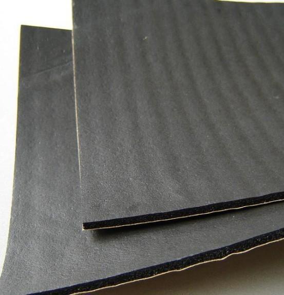 橡塑保温板的安装