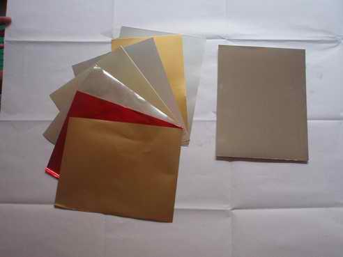 卡纸手工制作礼盒