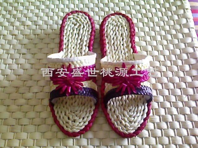 中国结草鞋-1批发 - 中国制造网拖鞋和凉鞋