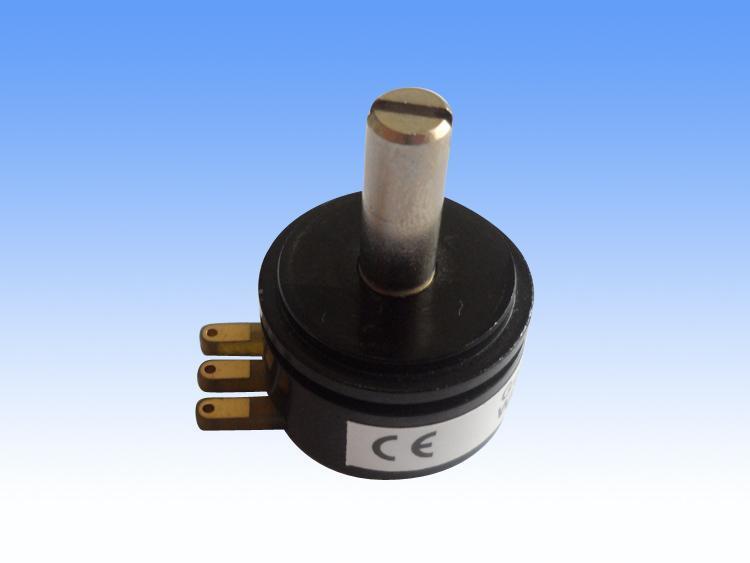 精密导电塑料角度位移传感器WDJ22C