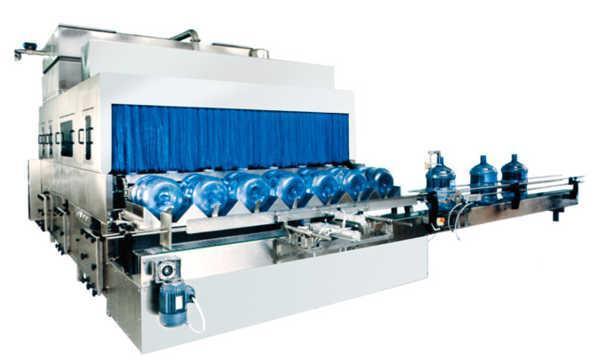 桶装水生产线(qgf-900)