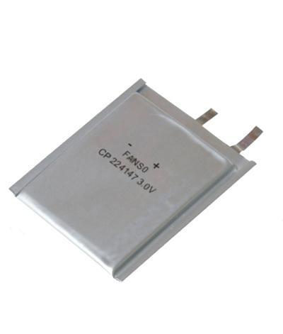 孚安特 cp224147 fanso 方形软包锂电池图片