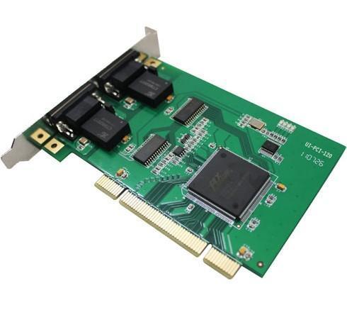 CAN总线运动控制卡-PCI120