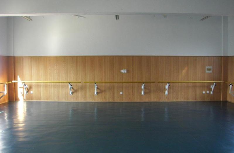 舞蹈艺术囹�a_脚感好有弹性     y•k(雅克)舞蹈舞台地胶表面经特殊处理,与灯光