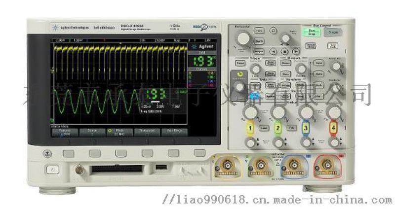 示波器简�_是德/安捷伦dsox3102a回收是德示波器