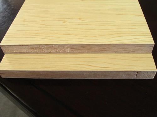 面漆木工板衣柜制作
