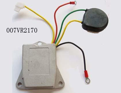 汽车发电机电压调节器 7  汽车发电机电压调节器 7产品简高清图片