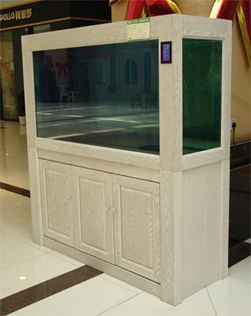 欧式平头鱼缸图片