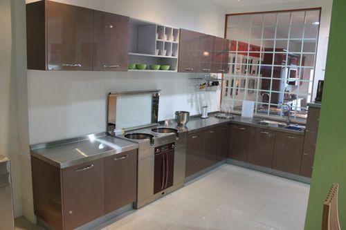 美大集成灶侧吸式价格-美大厨房装修效果图