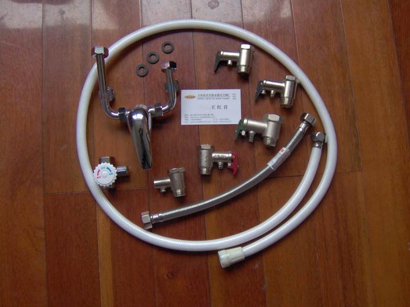 热水器安全阀(9001) 热水器泄压阀(9002) 热水器单向阀(9003)图片