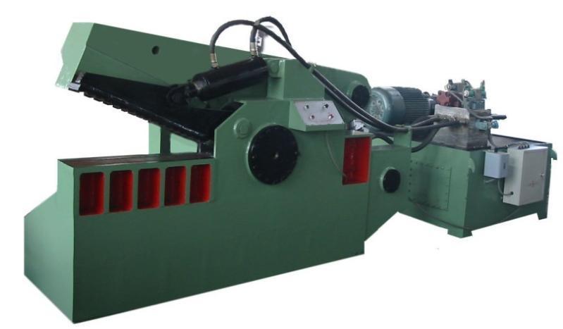 鳄鱼式液压剪切机(q43)图片