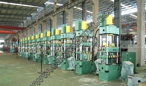 ytd32系列四柱式液压机