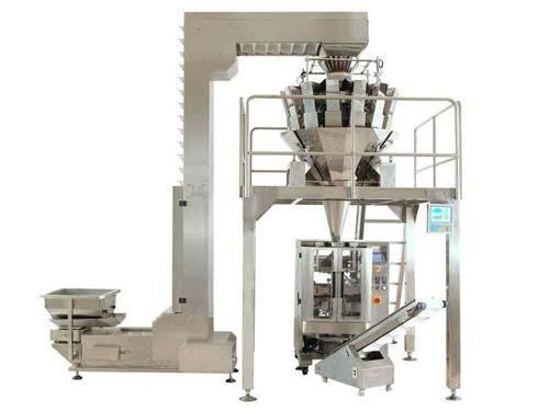 全自动组合秤 ,立式包装机, 糖果 薯片 红枣 肉丸饺子称重包装机