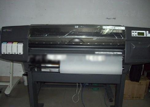 大幅面打印机 HP1050C图片