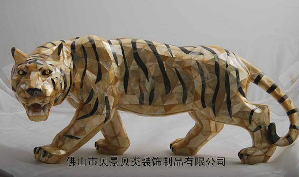 室内摆件,饰品摆件          产品名称:老虎摆件产品规格:立体8寸产品