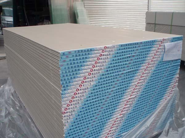 纸面石膏板价格_纸面石膏板