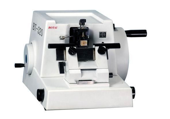 生物组织石蜡切片机(bt-320)