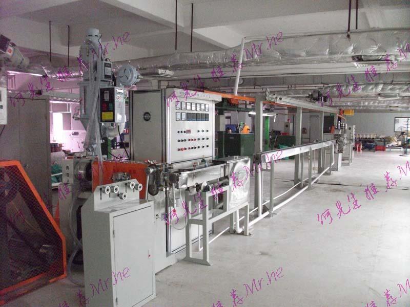 物理化学发泡生产线 通信电缆生产设备