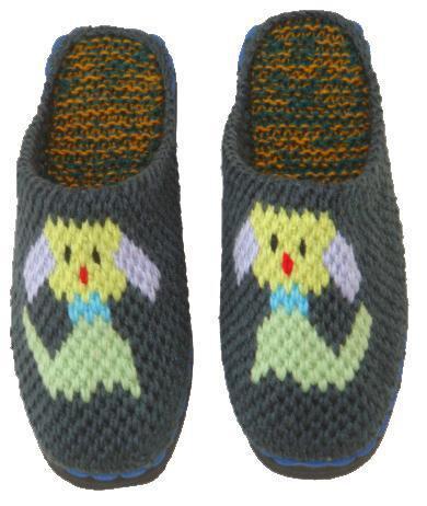 勾鞋子的图案图片