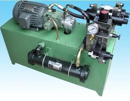 非标液压泵站设计图片