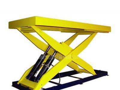 液压升降平台          液压升降平台是一种多功能起重装卸机械图片