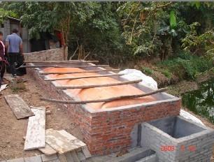 沼气池图片
