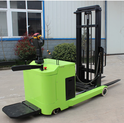 前移式叉车/小前移24v/电动升高堆高车/1吨1.5吨2吨电动叉车