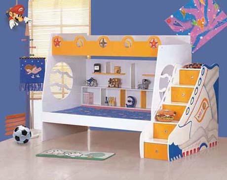 儿童家具-588双层床