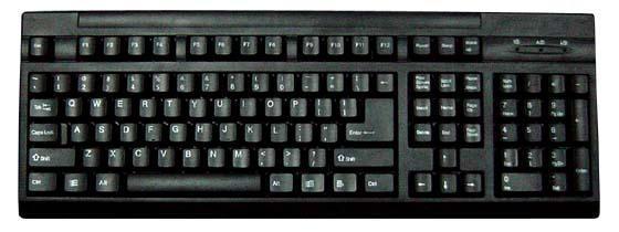 标准键盘键位图