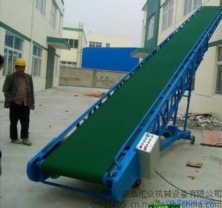 优质化肥专用皮带输送机|来图定制袋装散料输送机