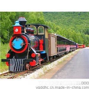 轨道式游园火车,有轨小火车