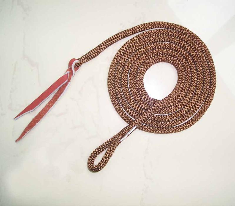 拴绳扣的方法图解