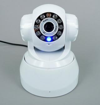 无线监控摄像头wifi